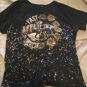 Custom affliction shirt